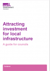 Attracting investment infrastructure