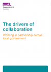 Drivers of collaboration front cover