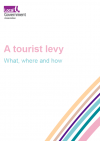 a tourist levy front cover