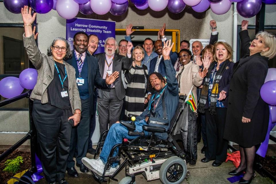 Harrow Community Learning Disability team